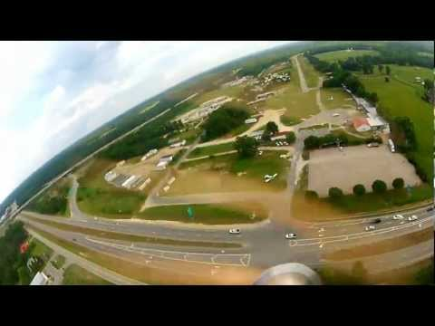 RC Plane Aerobatics GoPro HD Hero 2