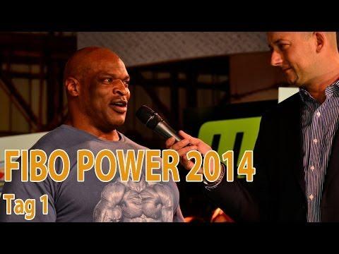 FIBO POWER 2014 - Day 1