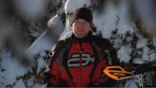 Ski Doo Renegade Backcountry X