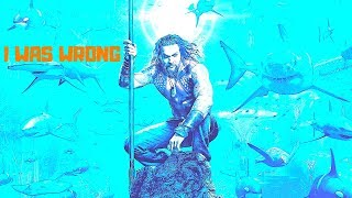 Aquaman OWNS the Chinese Box Office...I Was Wrong!
