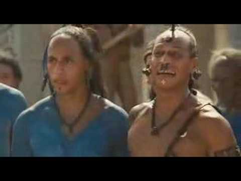 Apocalypto Fausse Liberation video