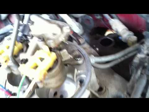 Intake Manifold Gasket Replacement 1991 Chevy Silverado