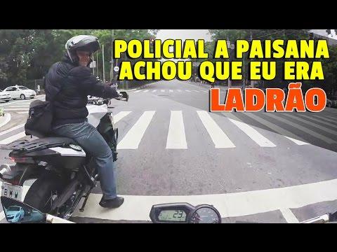 IBRAH DA FZ6 - ACHOU QUE EU ERA LADRÃO !!