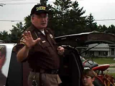Lapeer County Sheriff Deputy Lapeer County Sheriff Ron