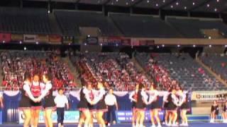 第22回全日本学生チアリーディング選手権大会 DIVISION1