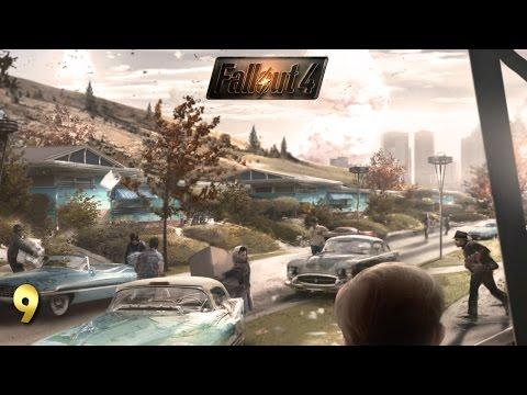 Fallout 4 Gameplay Walkthrough Part 9 - Recruitment Tower