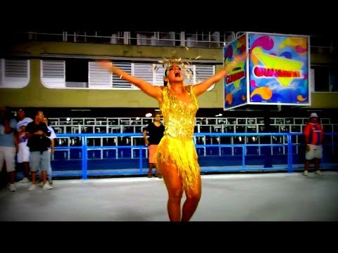 Carnival Sambadrome 2014: Samba Goddess shines at the Brazilian Parade