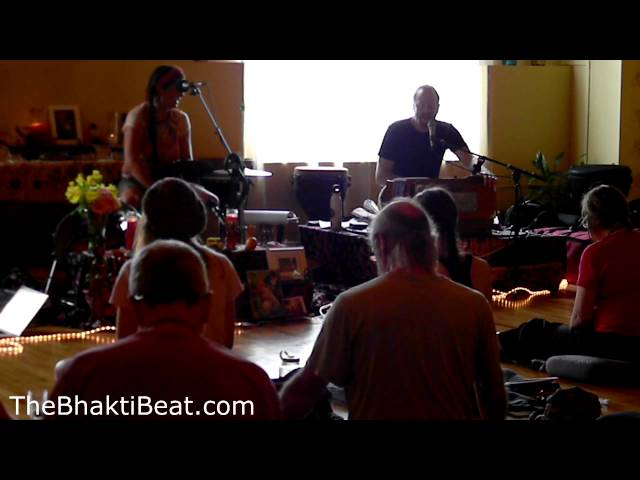 Sean Johnson &amp; The Wild Lotus Band @ BHAKTImmersion 2013