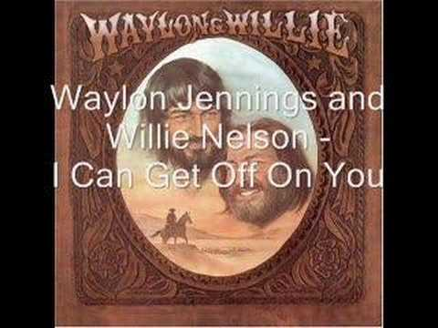 Waylon Jennings - I Can Get Off
