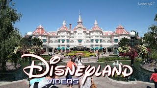 Disneyland Paris Compilation (parades,personnages,attractions...) HD