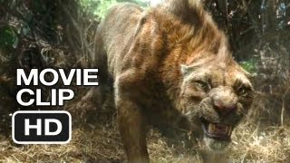 After Earth Movie Clip  Tiger 2013  Will Smith Post Apocalyptic Movie Hd