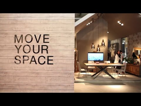 Ozzio | Salone del mobile 2015 | Milan | Italian space saving furniture
