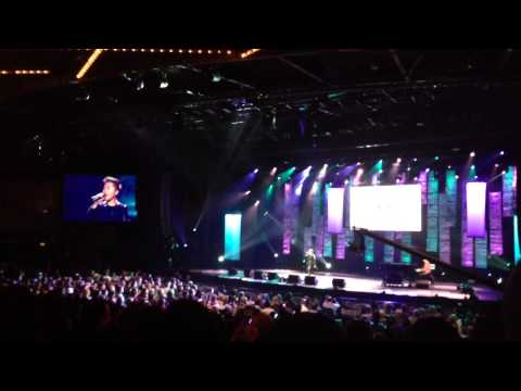 Charice:  Pinoy Relief Benefit Concert @Madison Square Garden 3/11/14
