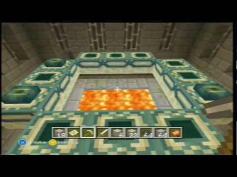 TU13 Seed Minecraft Xbox 360 END PORTAL DISCOVERED! - Title Update 13