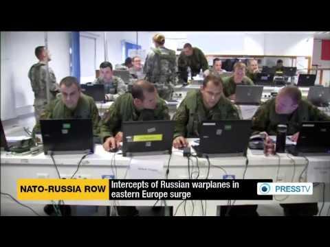 Intercepts Of Russian Warplanes In Eastern Europe Surge