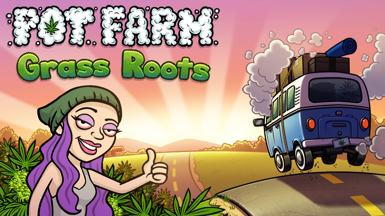 Map Seed Pot Farm Pot Farm Grass Roots Trailer