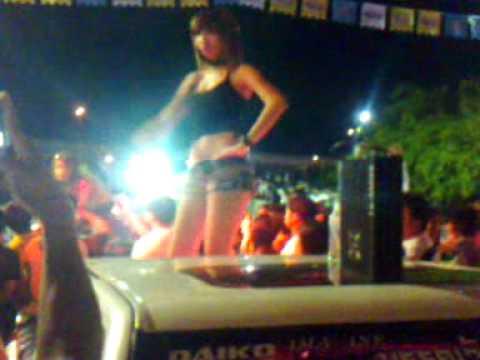 โคโยตี้ motor show  thailand 2009