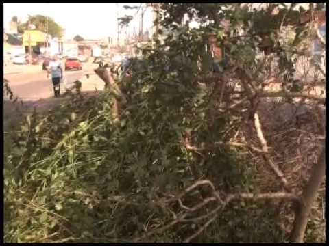 Guará News 02/03/15 - CHUVAS