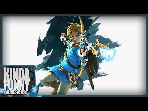 Nintendo NX Release Date and Zelda Delayed - Kinda Funny Gamescast Ep. 68 (Pt. 1)