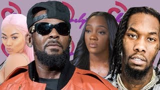 Summer Bunni has a weird connection to R.Kelly+ She Slams Offset In A New diss Song 👀