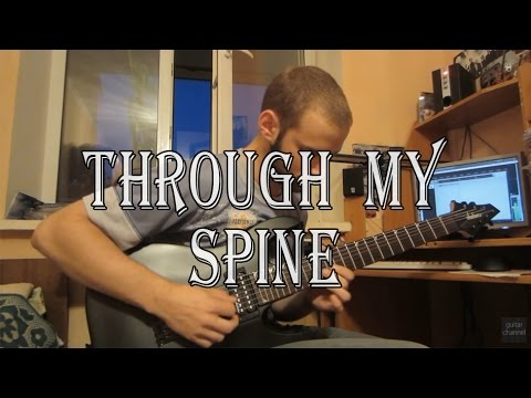 Angel Vivaldi - Through My Spine