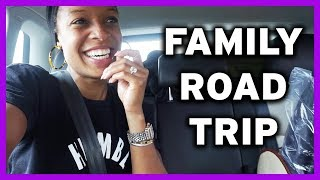 FAMILY ROAD TRIP GONE WRONG?