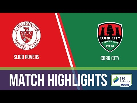 GW21: Sligo Rovers 1-1 Cork City