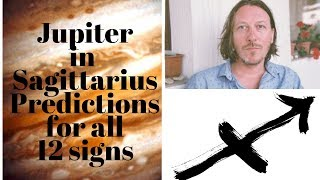 Jupiter in Sagittarius 2018 - 2019 Detailed Predictions for All 12 Ascendant Signs with Levi