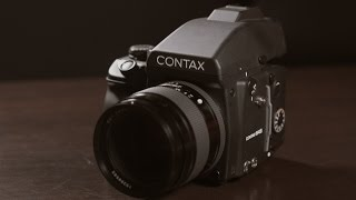 Contax 645 Review