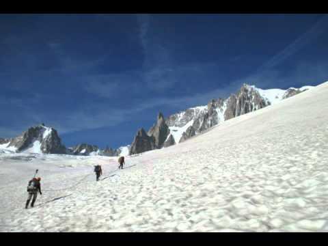 Matej Perkov: HRT radio Put pod noge - Mont Blanc i Monte Rosa
