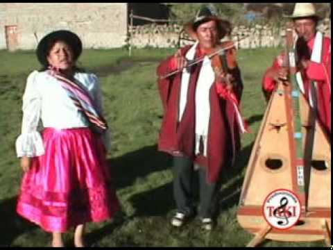 Huayno Despacho - Qori Wayta de LARCAY (Inés Yauris Tomas) - www.cuspel.pe