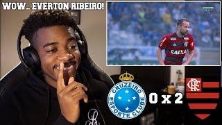 CRUZEIRO 0 x 2 FLAMENGO - Melhores Momentos (HD) Brasileirão 25/11/18   Reaction