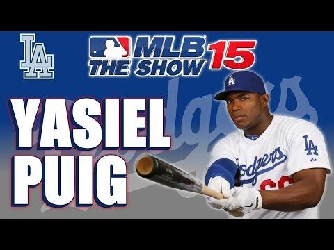 MLB 15 The Show Player Lock Ep.72: Yasiel Puig