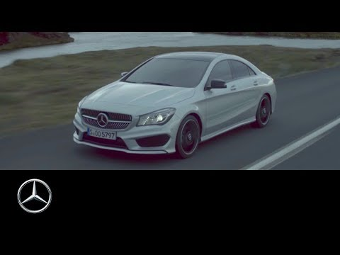 Mercedes-Benz TV: Untamed. The new CLA.