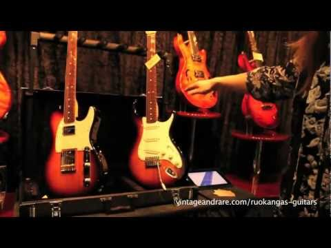 Ruokangas Guitars / Frankfurt Show 2011 / Part 2 / Vintage&RareTV