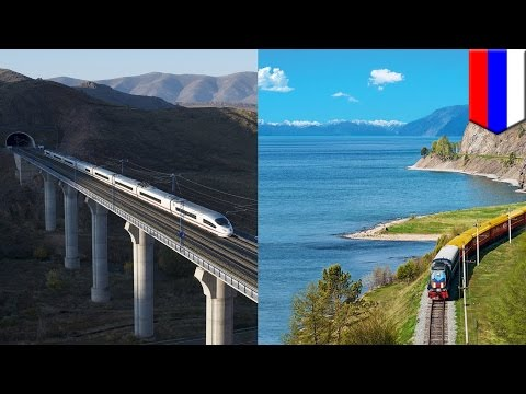 New high-speed Trans-Siberian railway: Moscow to Beijing in just 48 hours