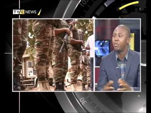 Femi Akande speaks on Central African Republic election