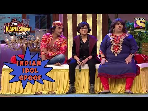 An Indian Idol Spoof - The Kapil Sharma Show thumbnail