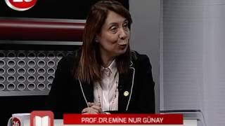 Günlük | Ak Parti Eskişehir Mv Prof.Dr.Emine Nur Günay