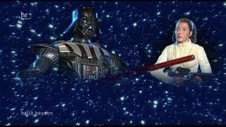 Die Stimme von Darth Vader und Optimus Prime