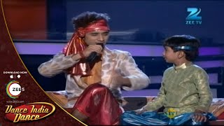 Dance India Dance Season 3 April 14 '12 - Raghav & Azmat