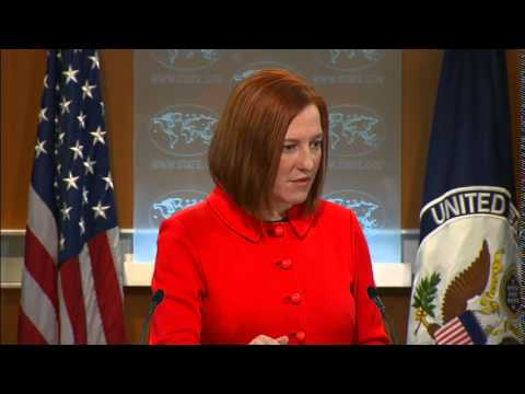 Daily Press Briefing:  January 8, 2015