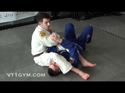 Critical BJJ Technique - Two Armbar Finishes From Top Position Image 1