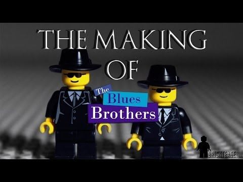 The Making of Lego Blues Brothers