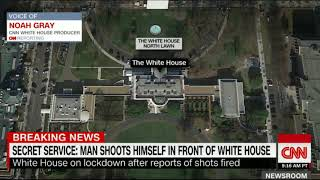 Moral-Signifying Leftist Kwan Shoots Self At White House