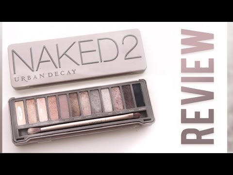 Naked 2 Palette Review & Demo