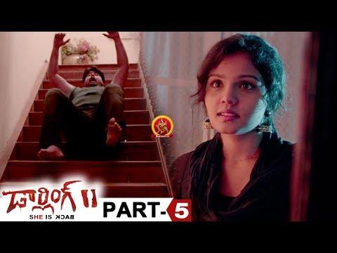 Darling 2 Full Movie Part 5 - 2018 Telugu Horror Movies - Kalaiyarasan, Rameez Raja, Maya