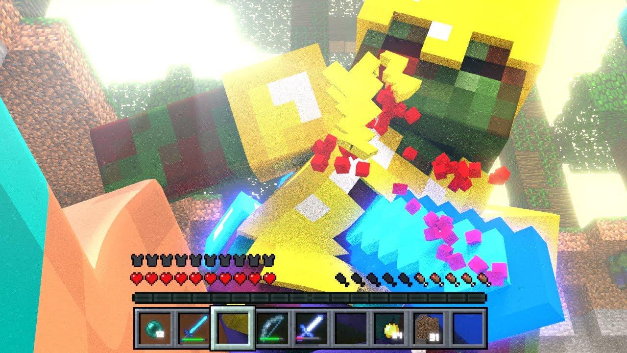 Top 5 Minecraft Animations