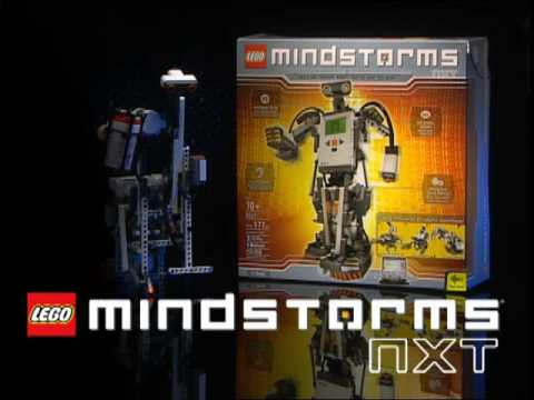 Lego Mindstorms NXT Commercials