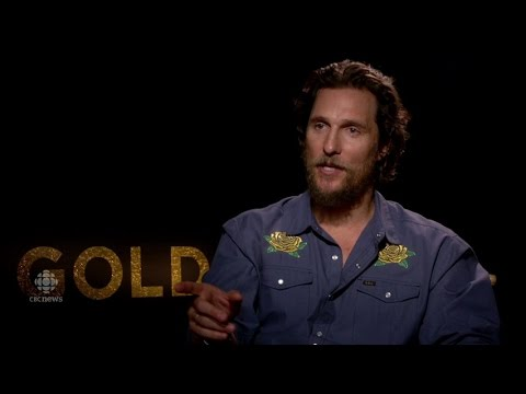 Matthew McConaughey on Hollywood's role over the next 4 years